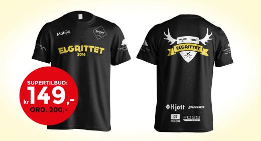 Bestill tskjorte før 13. mai