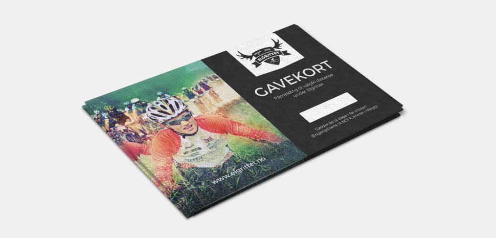 Kjøp Gavekort for 2017
