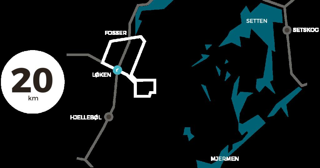 Elgrittet 20km